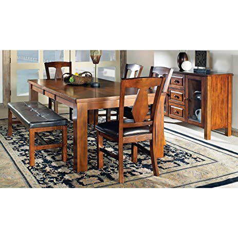 Greyson Living Lansing Dining Sets By Brown 6 Piece