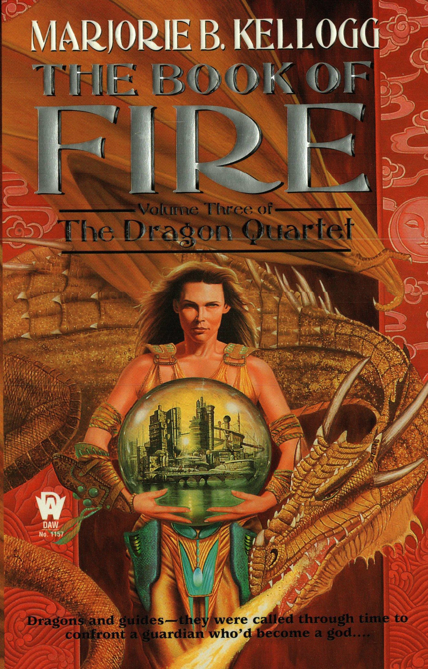 Book Of Fire (Dragon Quartet) pdf