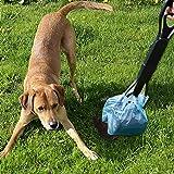 Pooper Scooper, Plastic Jaw Dog Waste Poop Scoop