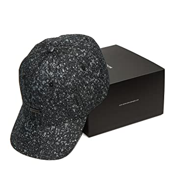 841eaca2cb3 Image Unavailable. Image not available for. Color  BLEACHED 100% COTTON  LOOSE DAD CAP BLACK