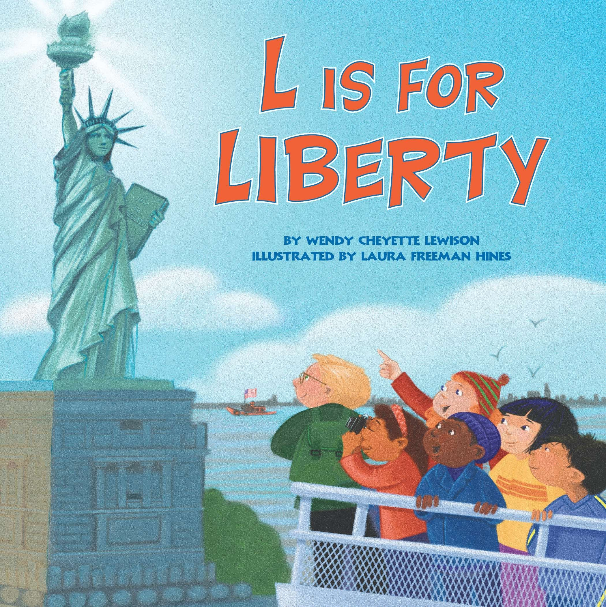 Download L Is for Liberty (Railroad Books) ebook