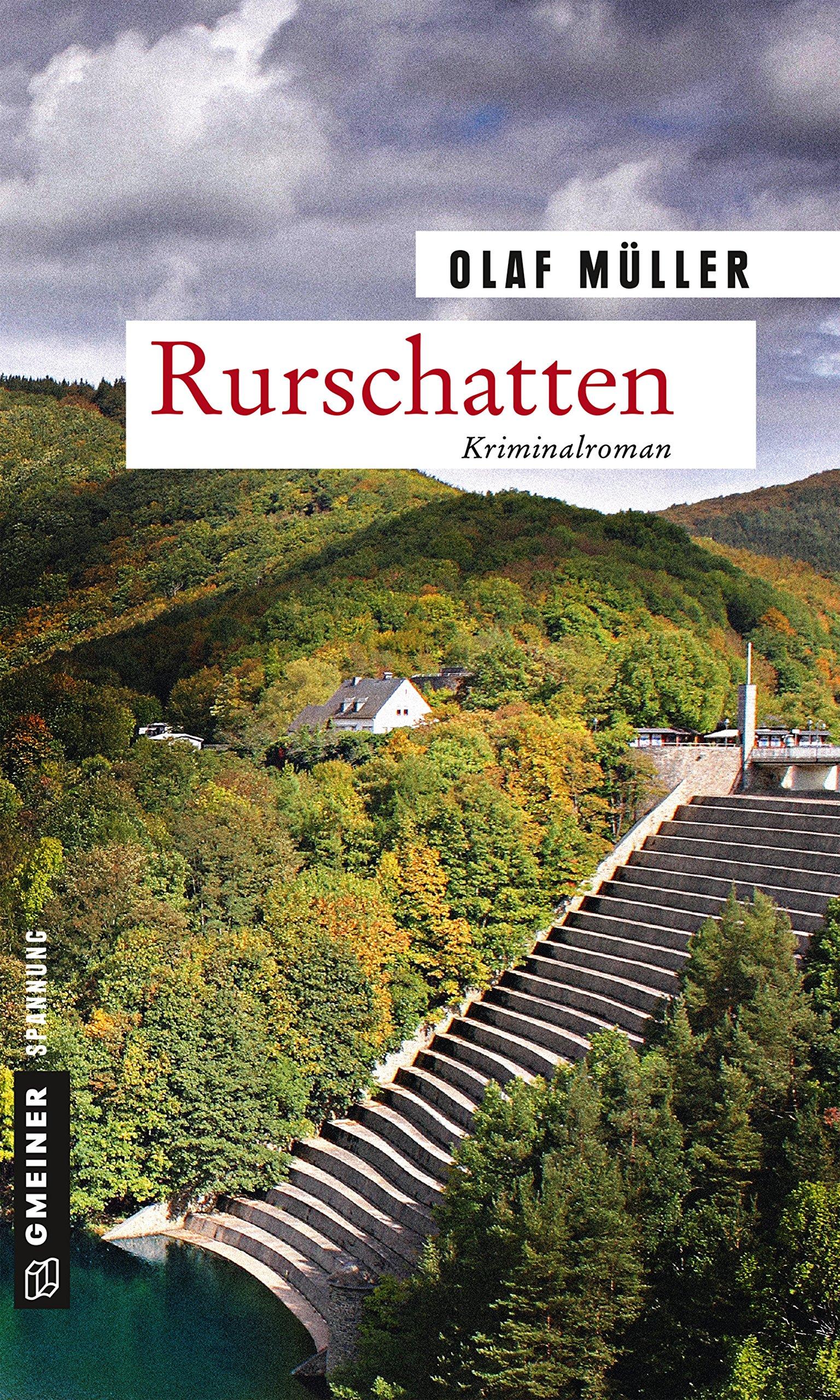 Rurschatten: Kriminalroman (Kriminalromane im GMEINER-Verlag)
