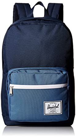 db2938b93bb2b Herschel Pop Quiz Backpack Navy Captain´s Blue Blau Rucksack  Amazon ...