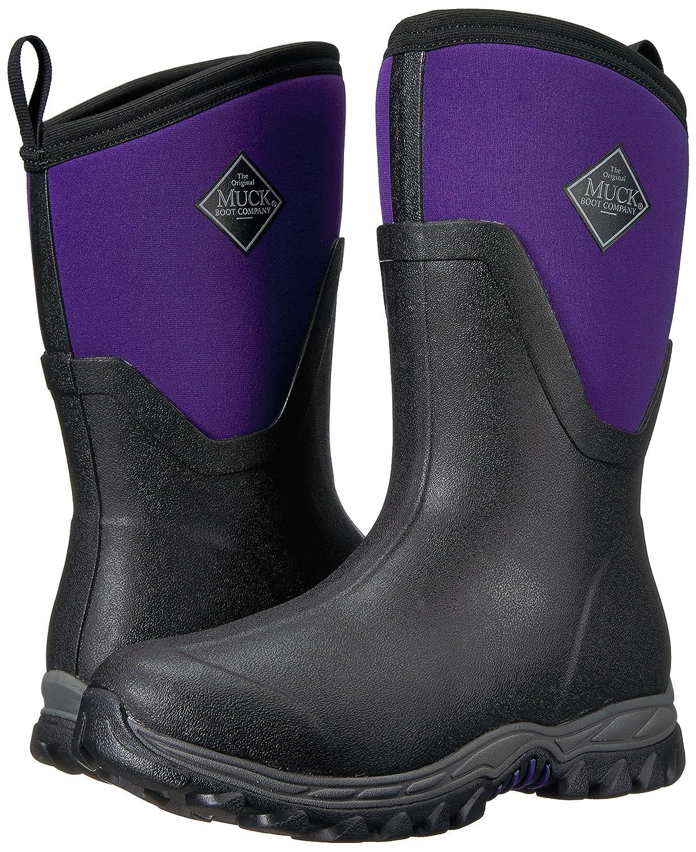 Muck Boot Women's Arctic Sport II B(M) Mid Snow B01KVWRUOU 10 B(M) II US Black/Parachute Purple 537d7a
