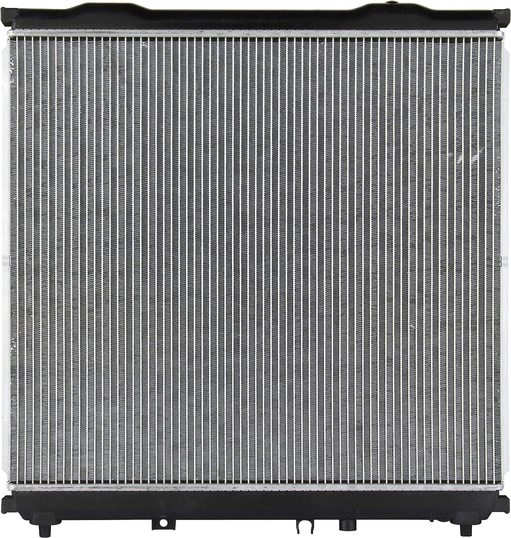 Brand New Replacement Aluminum Radiator CU2585 for 03-06 Kia Sorento 3.5L V6