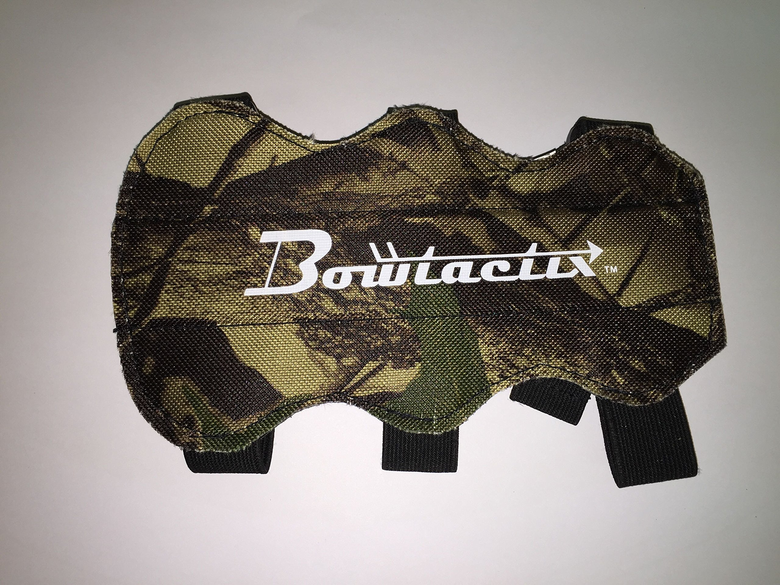 Light Weight Archery Arm Guard, Forms to the Arm for a Great Fit