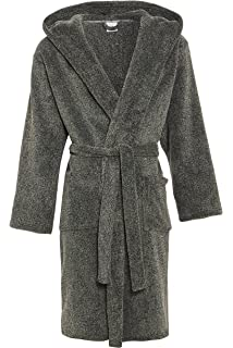 Super Soft Men Dressing Gown Mens Hooded Robe - Offers a Great Combination  Between Quality and 2311720ee
