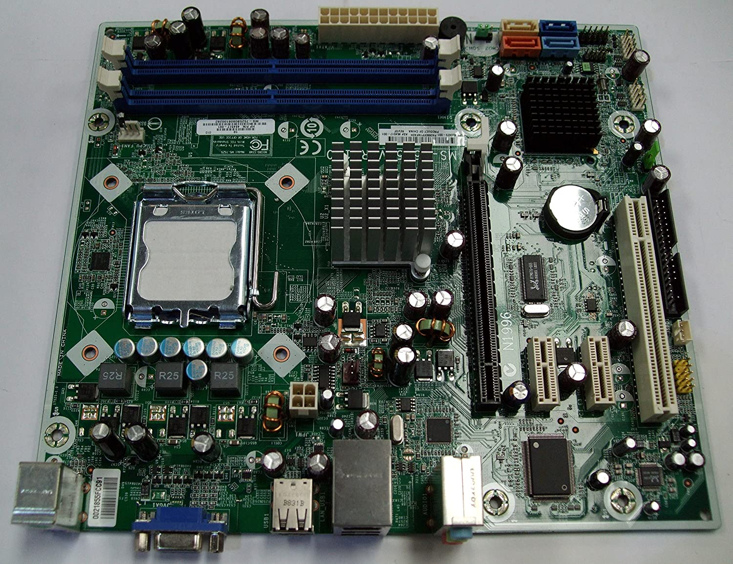 MOTHERBOARD MS-7525 DRIVERS FOR WINDOWS DOWNLOAD
