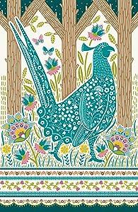 "Ulster Weavers 29.1""x18.9"" Woodland Pheasant Cotton Tea Towel"