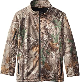 NFL The Camo Canvas Quilt Lined Hooded Jacket 7a581bee0