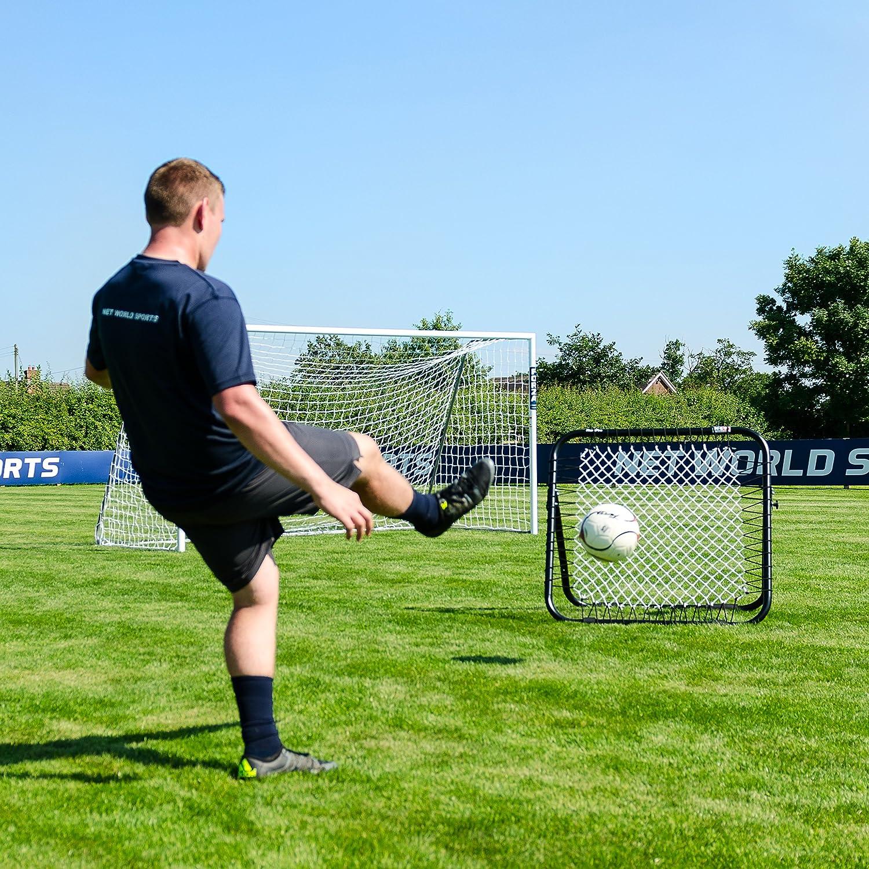 RapidFire Red de Rebote de Fútbol de Una o dos Caras - Equipamiento de Entrenamiento Indispensable [Net World Sports] (Una Cara): Amazon.es: Deportes y aire ...