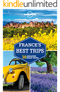 Lonely Planet Frances Best Trips (Travel Guide) (English Edition)