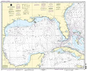 Amazoncom  411 Gulf Of Mexico  Fishing Charts And Maps  Sports