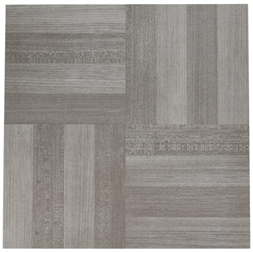 Light Oak Plank Wood Self Stick Adhesive Vinyl Floor Tiles: Wood Look Peel And Stick Tiles: Amazon.com