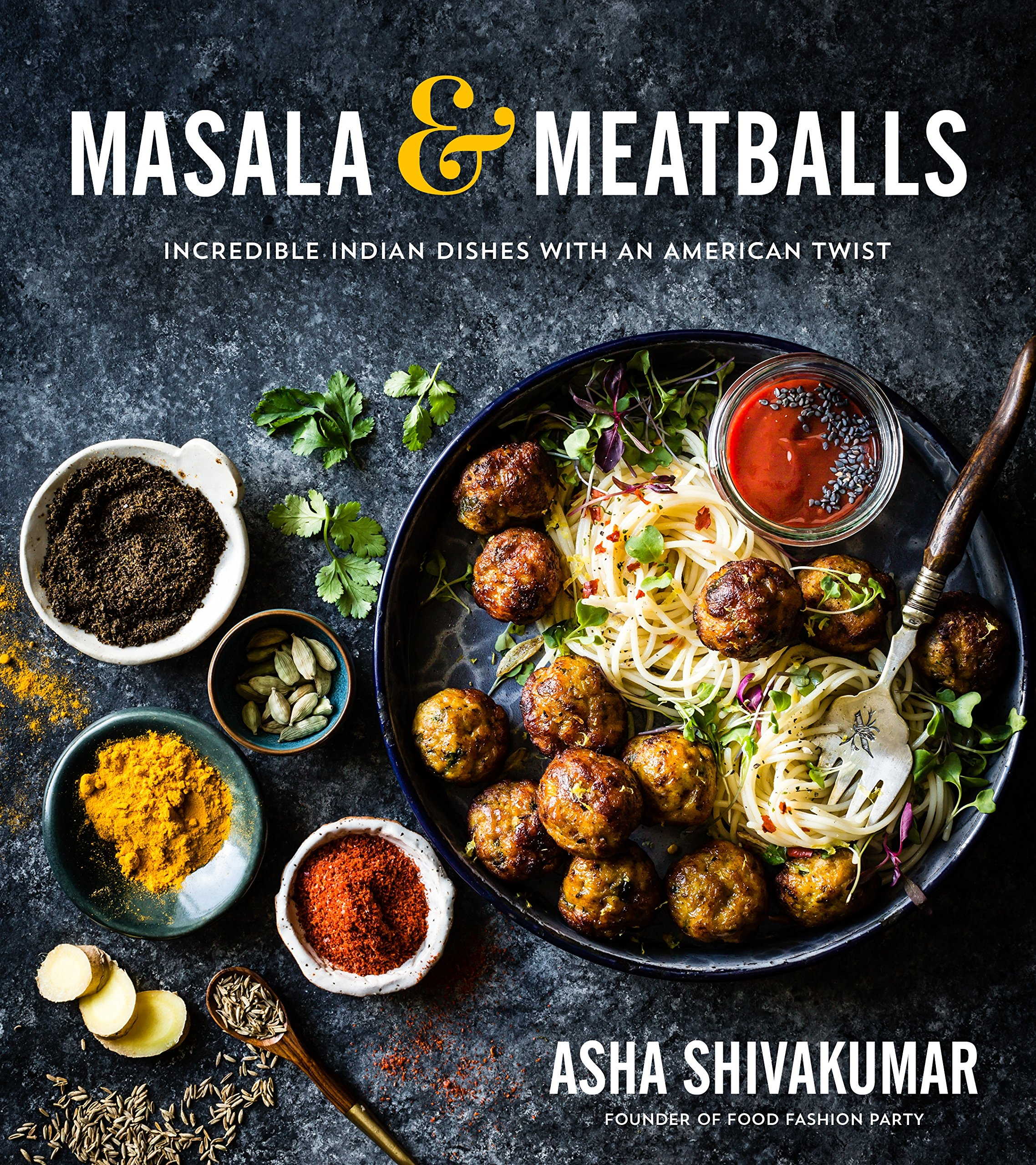 Masala and Meatballs