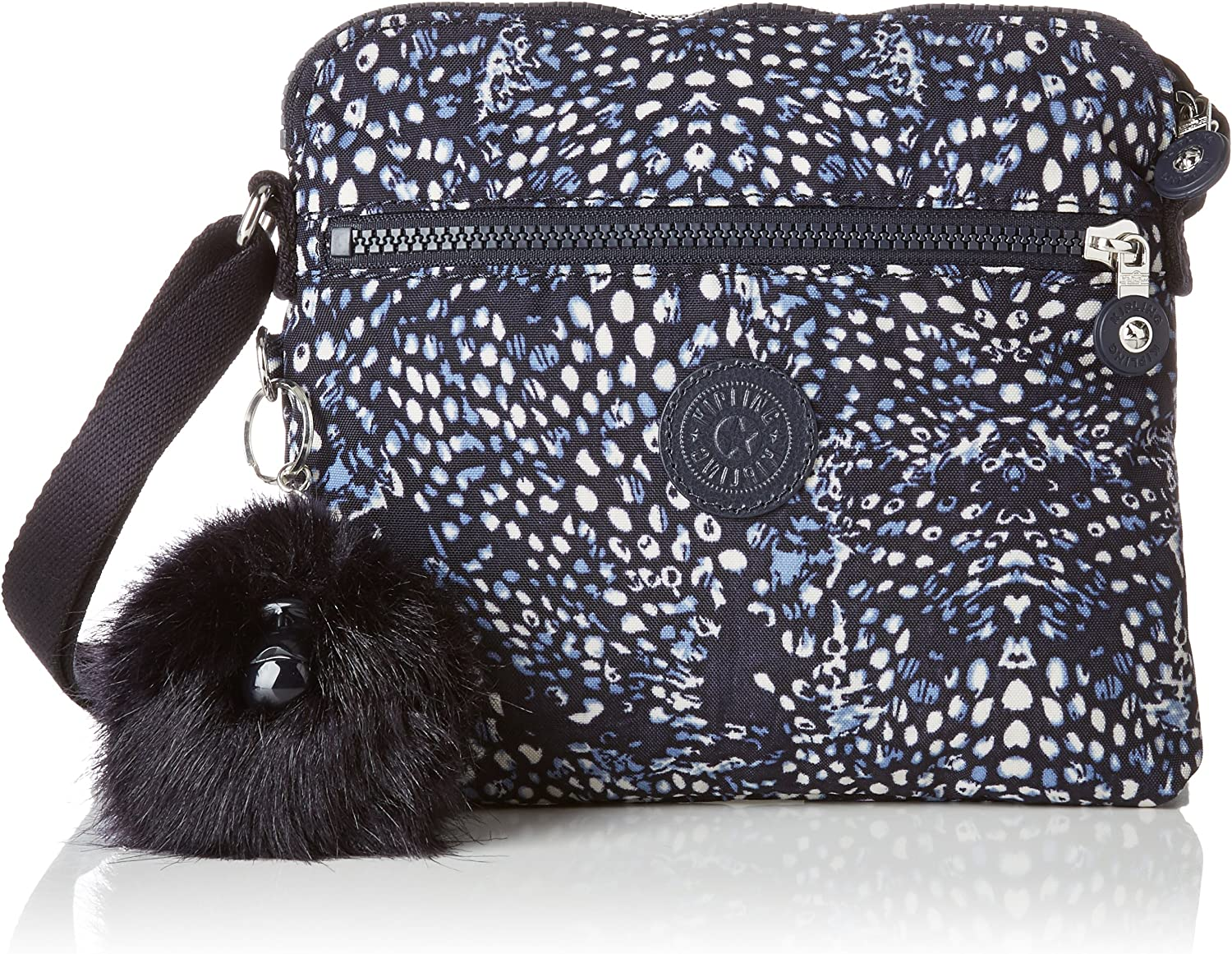 Kipling Foxwell Duo - Monederos Mujer Varios Colores (Soft Feather)