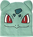 BIOWORLD Pok mon Bulbasaur Knit Beanie Cap Hat