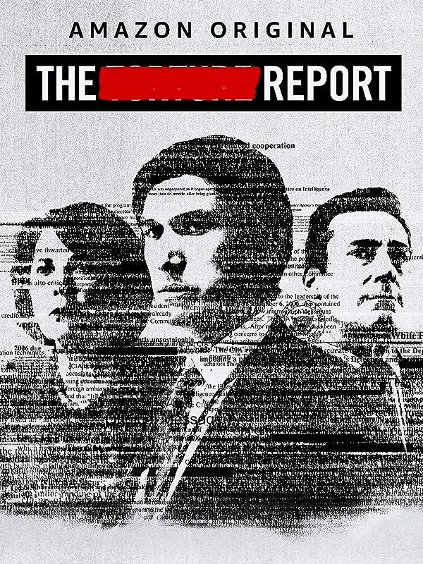 プライムビデオ英語字幕版ザ・レポートの画像