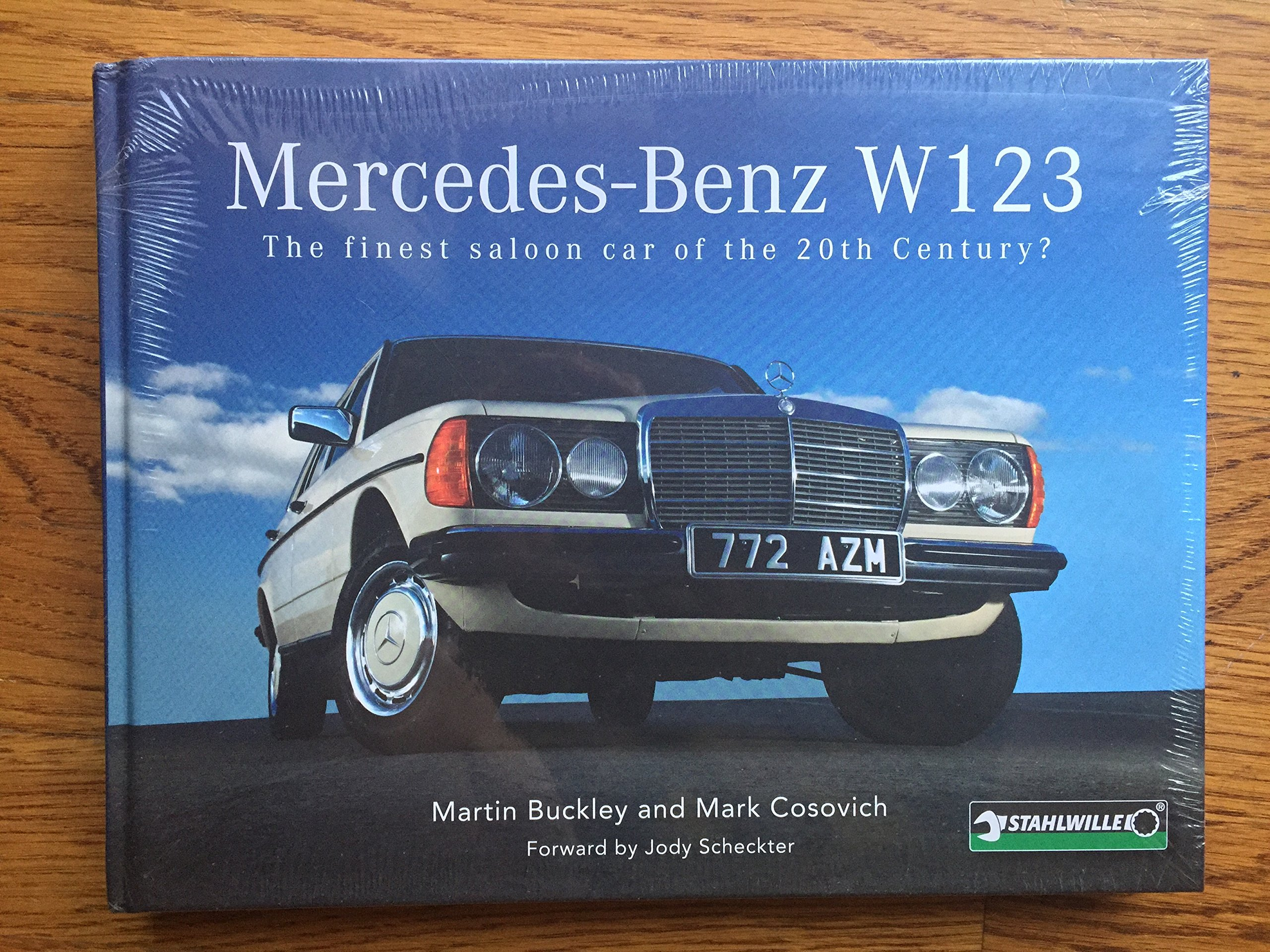 Mercedes-Benz W123 the Finest Saloon Car of the 20th Century