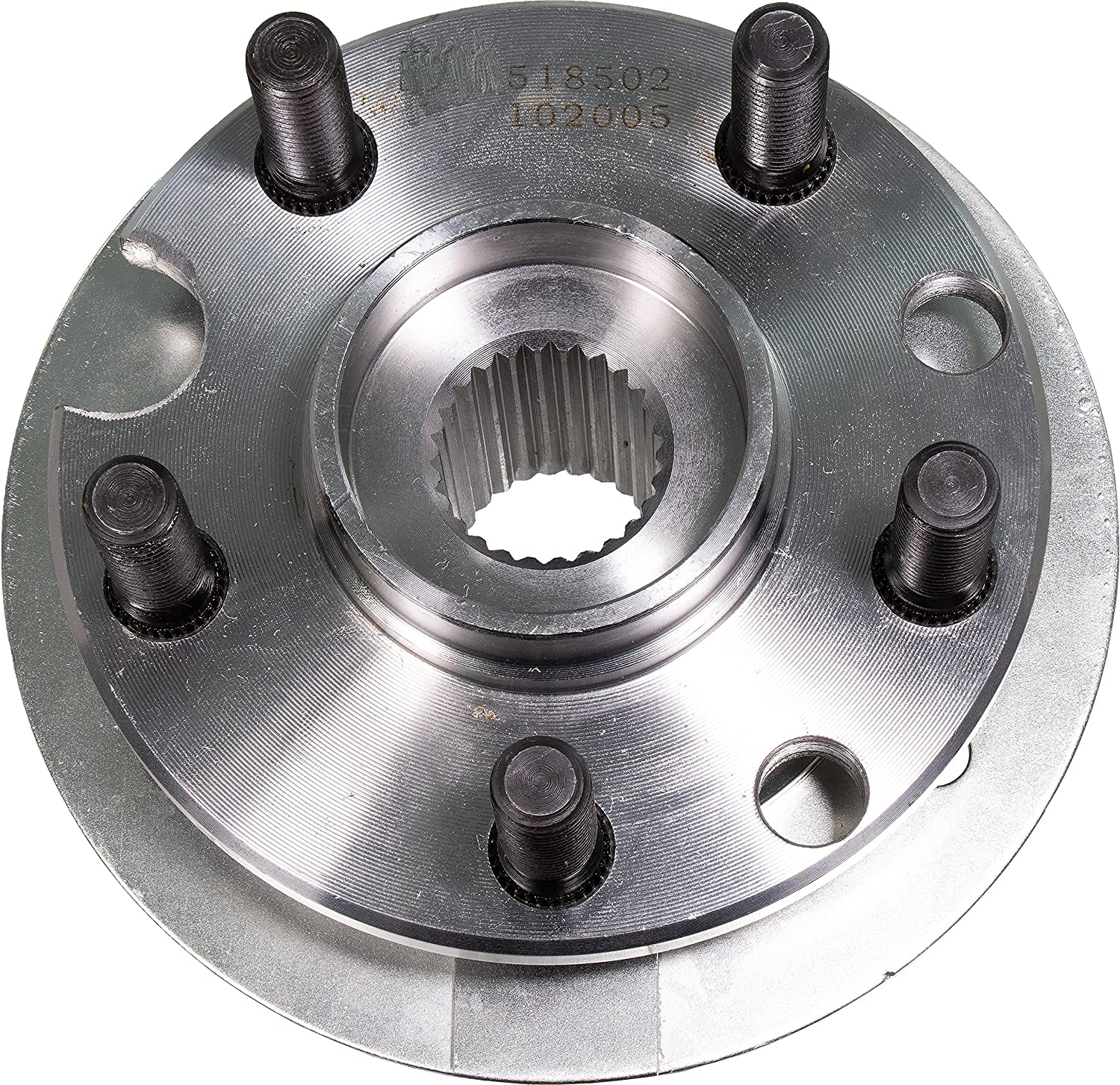 APDTY 518502 Wheel Hub Bearing Assembly With 5 Studs
