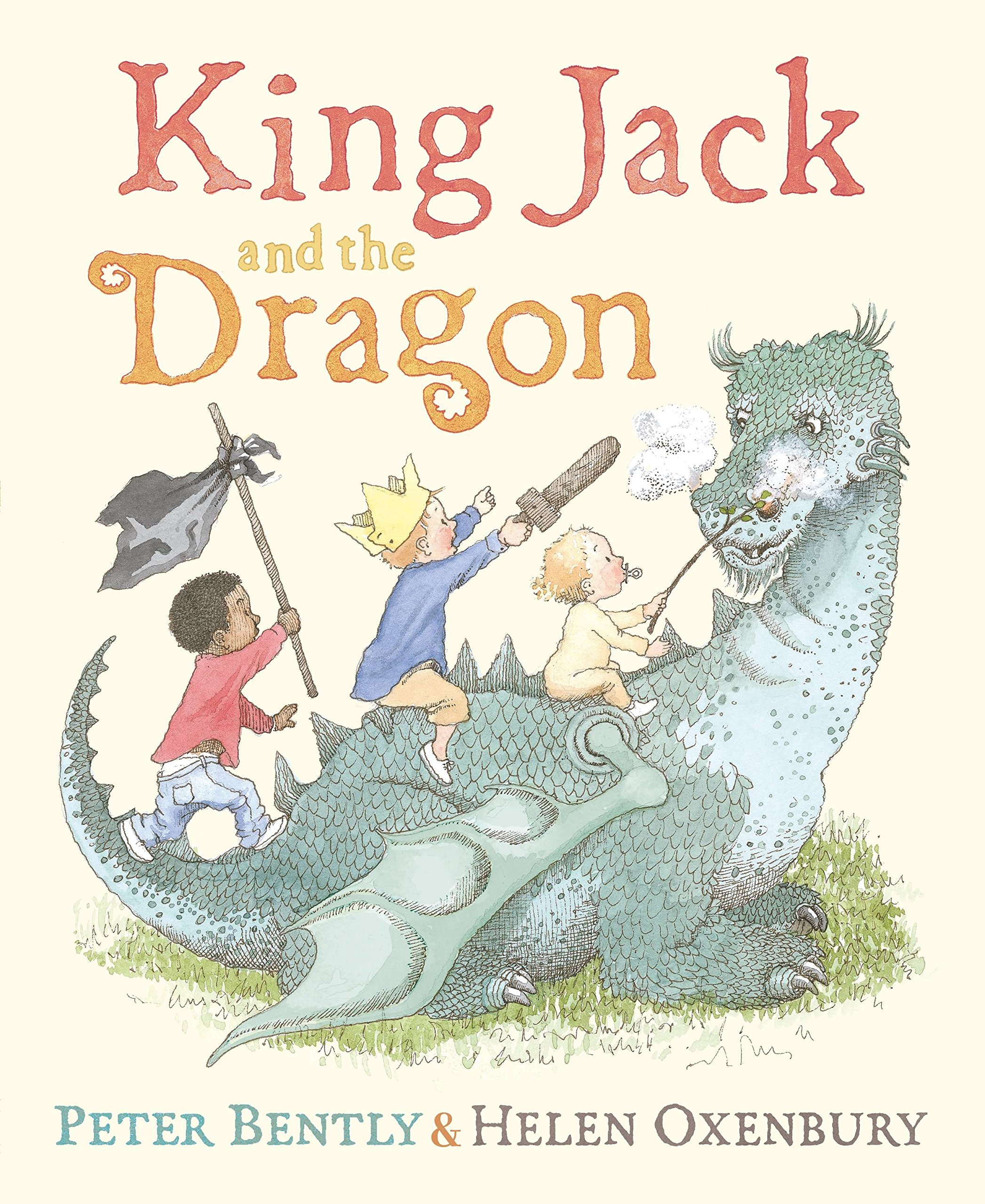 King Jack and the Dragon PDF