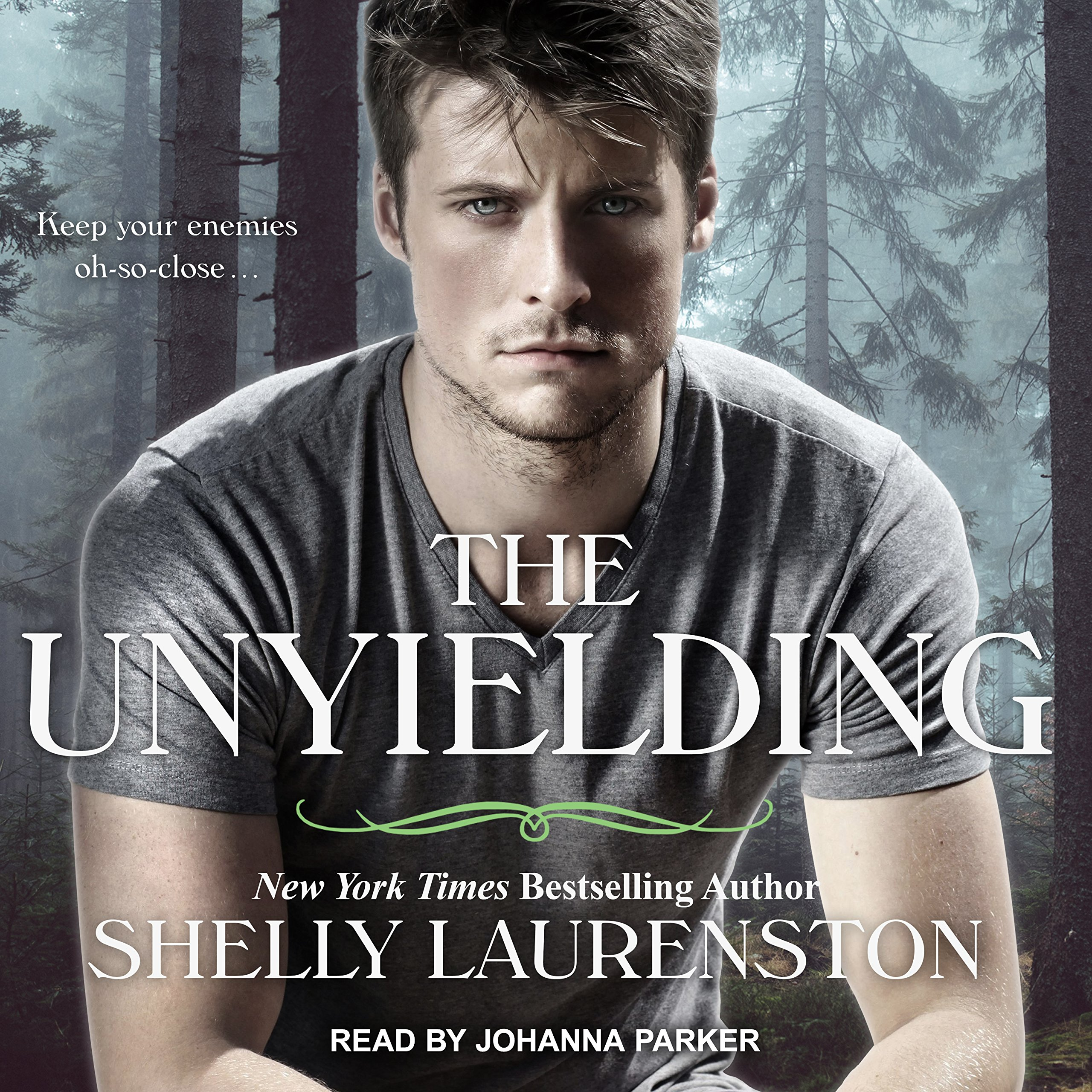 The Unyielding (call Of Crows): Shelly Laurenston, Johanna Parker:  9781494508869: Amazon: Books