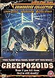 Grindhouse 4: Creepozoids [DVD]