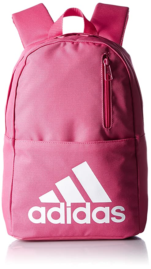 mochila adidas performance power ii rosa