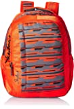 Skybags Polyester 30 Ltrs Orange Casual Backpack (BPHELFS4ONG)