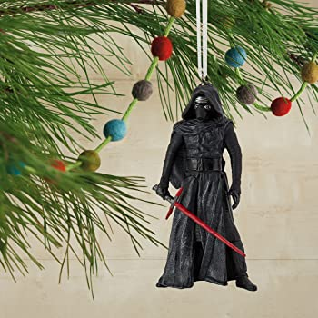 Hallmark Star Wars Kylo Ren Christmas Ornament