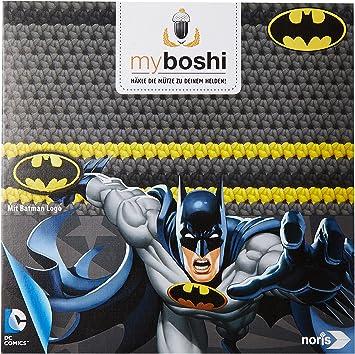 Noris Myboshi - Superhelden Batman, Black