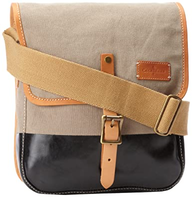 4be7e9e1c323a Image Unavailable. Image not available for. Color  Cole Haan Men s  Newspaper Bag ...