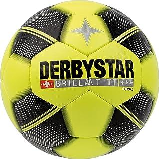 Derbystar Brillant TT de Futsal, Jaune Noir Gris, Adulte 4 DERAK|#Derbystar 1098400529