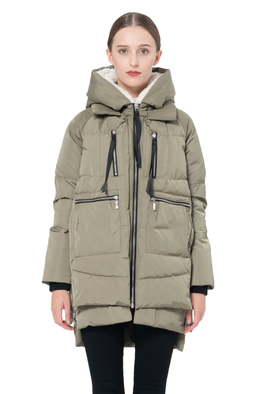 سعر Orolay Women's Thickened Down Jacket (Most Wished &Gift Ideas)