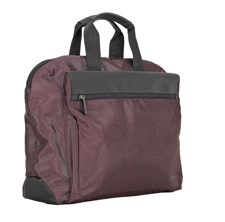 8a785355b0d3 Filofax Geo Expandable Modern Briefcase - Aubergine: Amazon.co.uk ...