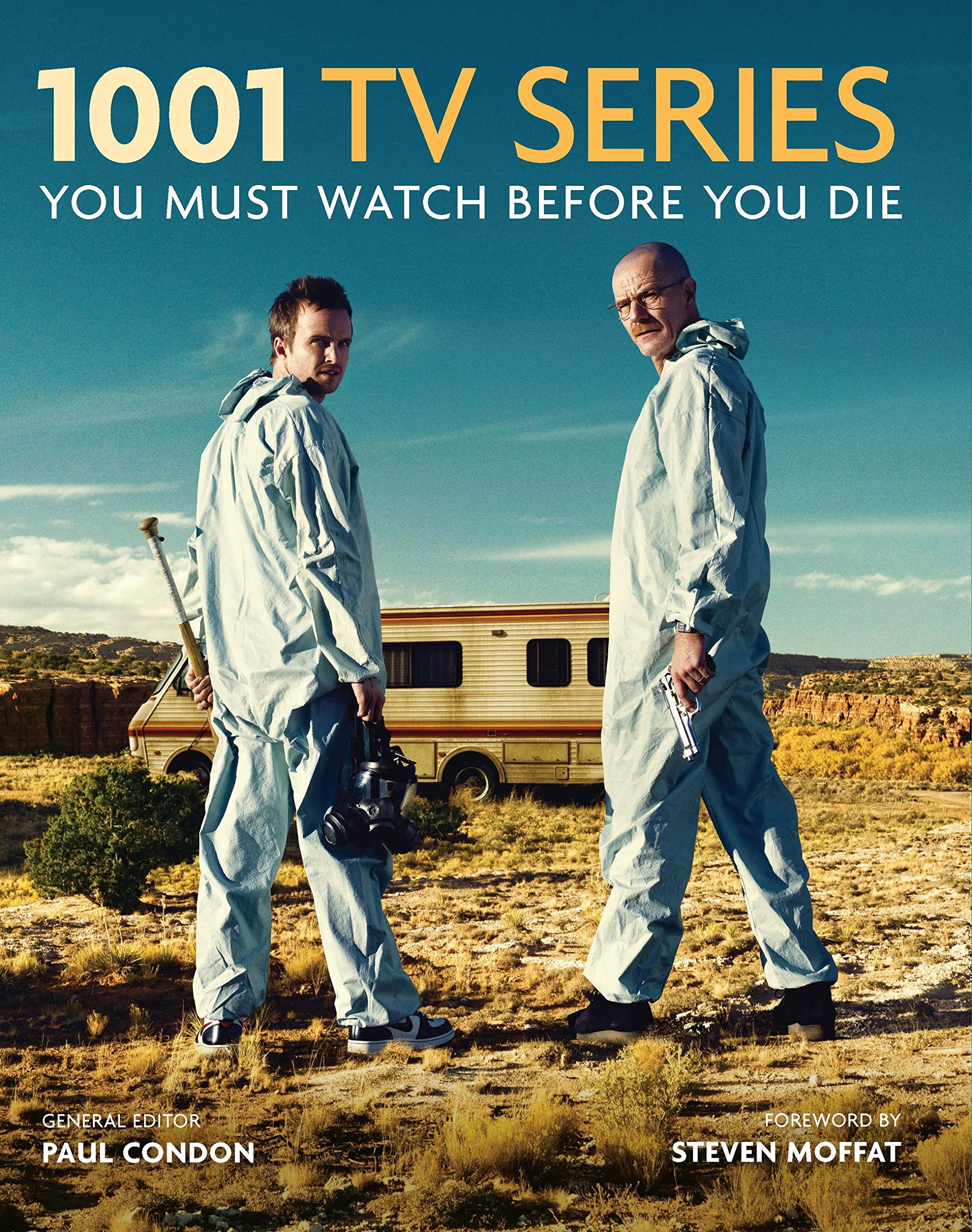 1001 TV Series  You Must Watch Before You Die  English Edition