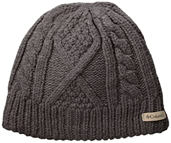 b934deb60e9 Columbia s Women s Cabled Cutie Beanie at Amazon Women s Clothing store