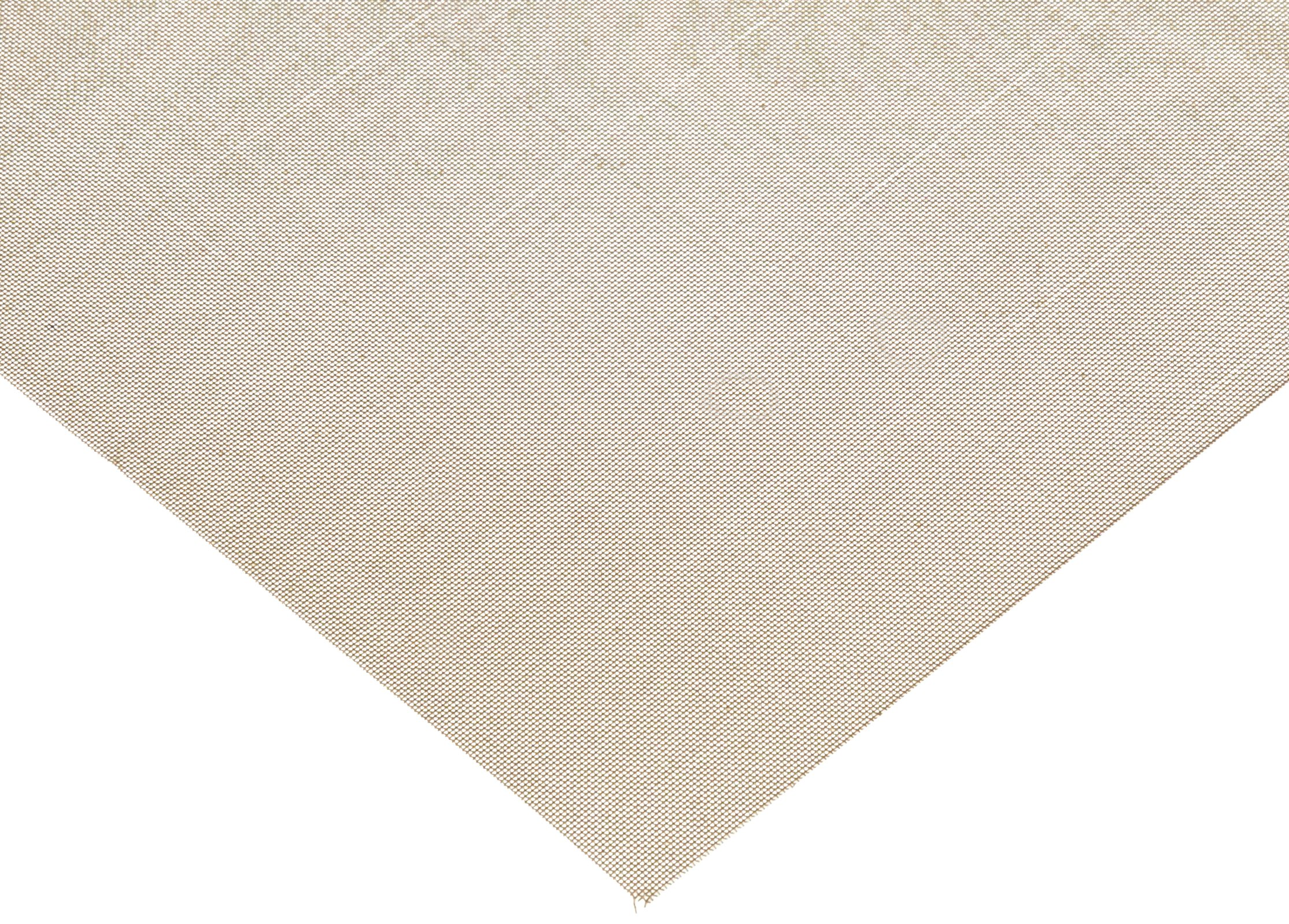 Brass Woven Mesh Sheet, Unpolished (Mill) Finish, ASTM E2016-06, 12'' Width, 24'' Length, 0.0045'' Wire Diameter, 30% Open Area