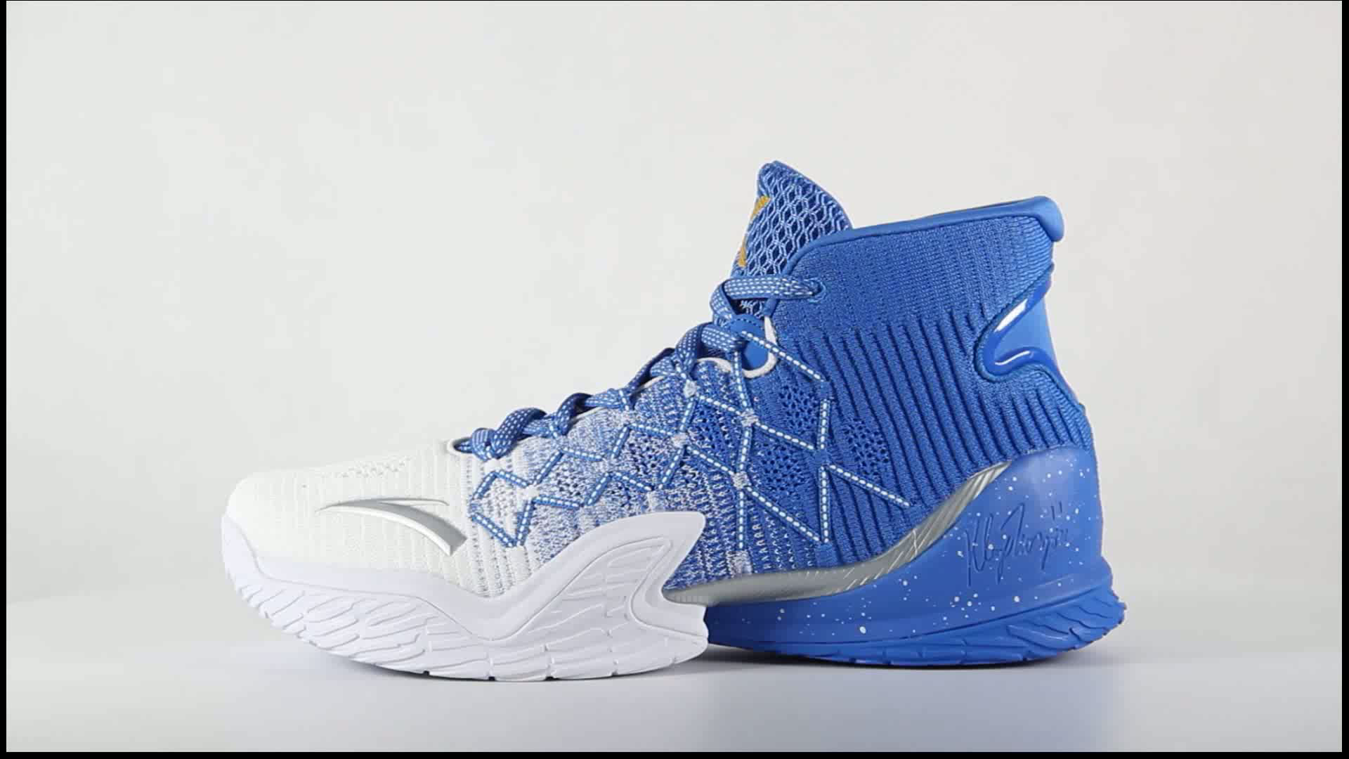 e9f67aaef6d59 ANTA 2018 Klay Thompson KT3 Mens Basketball Shoes
