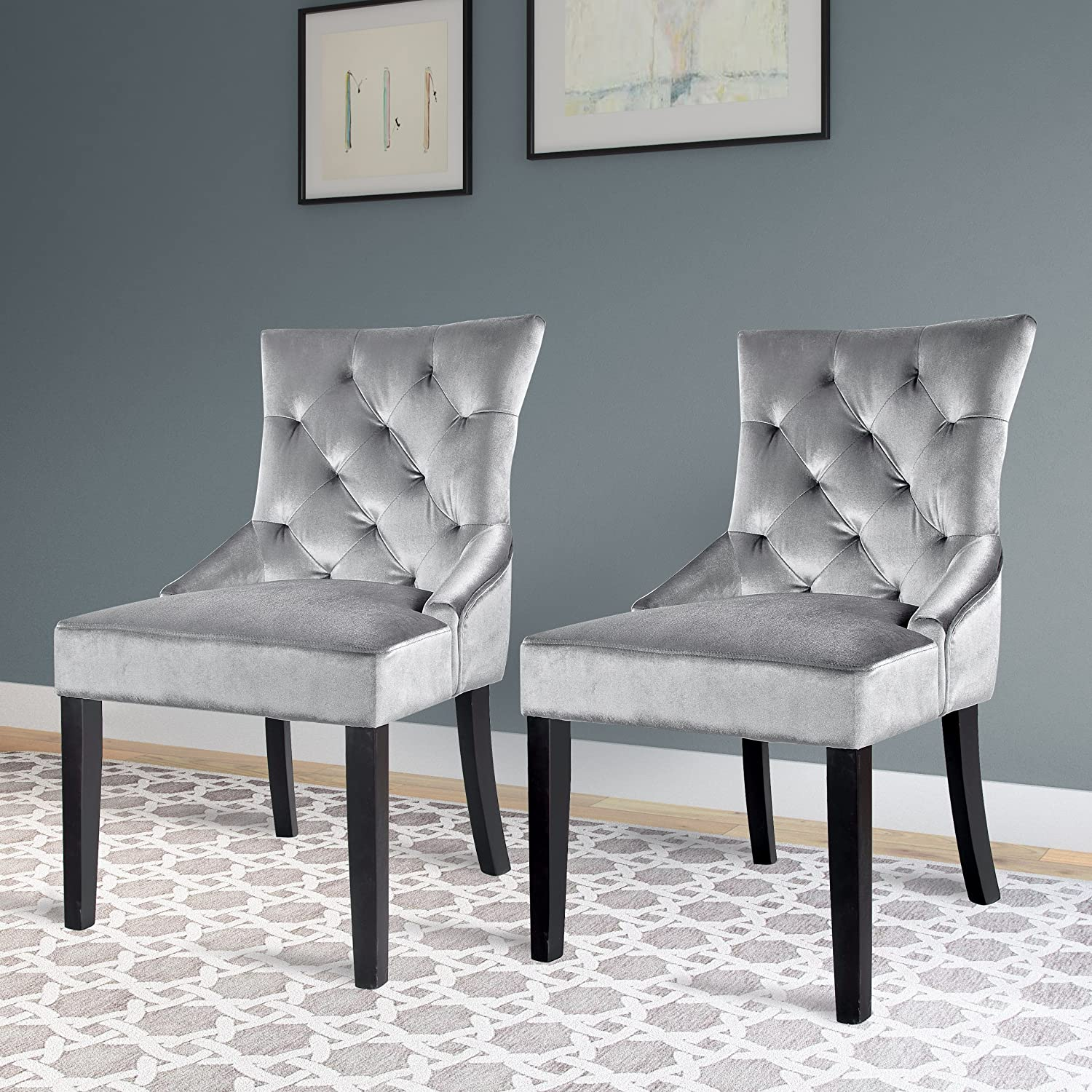 Awesome Grey Accent Chairs Property
