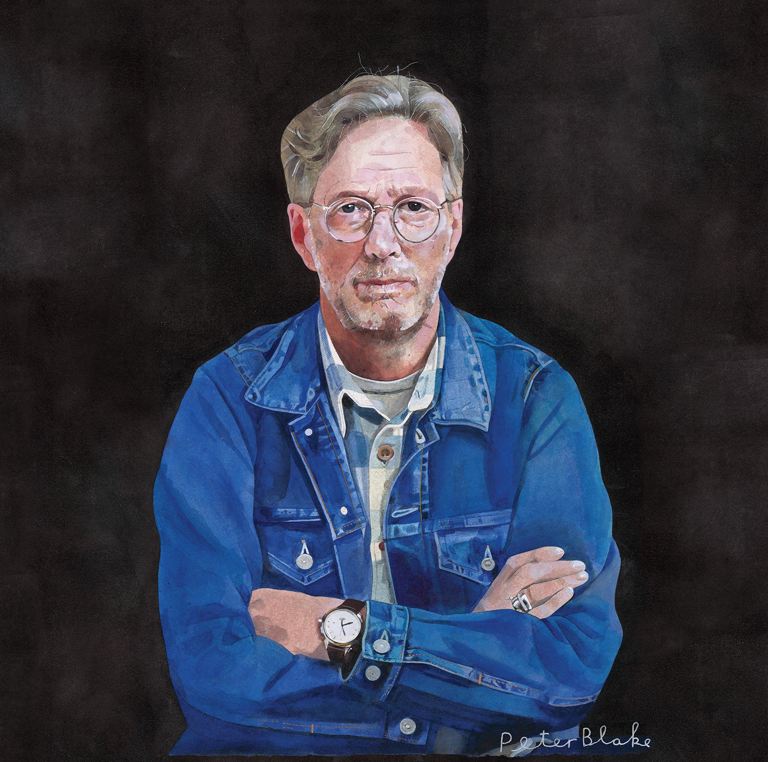 CD : Eric Clapton - I Still Do (CD)