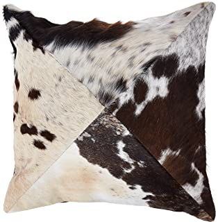 cowhide pillow multicolor cow hide cushion decorative throw pillows single side by