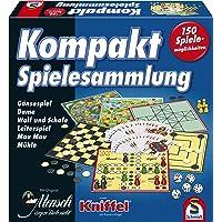 Schmidt Spiele 49188compacta Juegos de Mesa
