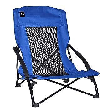 Superior Caravan Sports Compact Chair, Blue