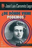 ¿De dónde viene Podemos? : la perspectiva de la antropología política para explicar su ideología y su praxis
