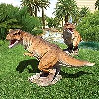 Design Toscano Scaled Jurassic T-Rex Raptor Dinosaur Statue