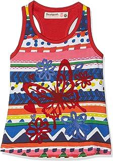 Desigual Mädchen T-Shirt TS_aranja 18SGTKB3