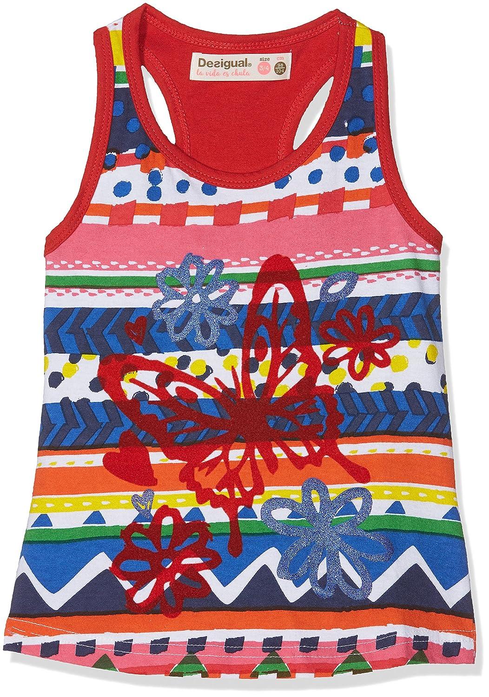 Desigual TS_aranja, T-Shirt Bambina 18SGTKB3