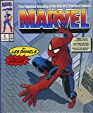 Marvel: Five Fabulous Decades of the World's Greatest Comics ([Marvel comics)