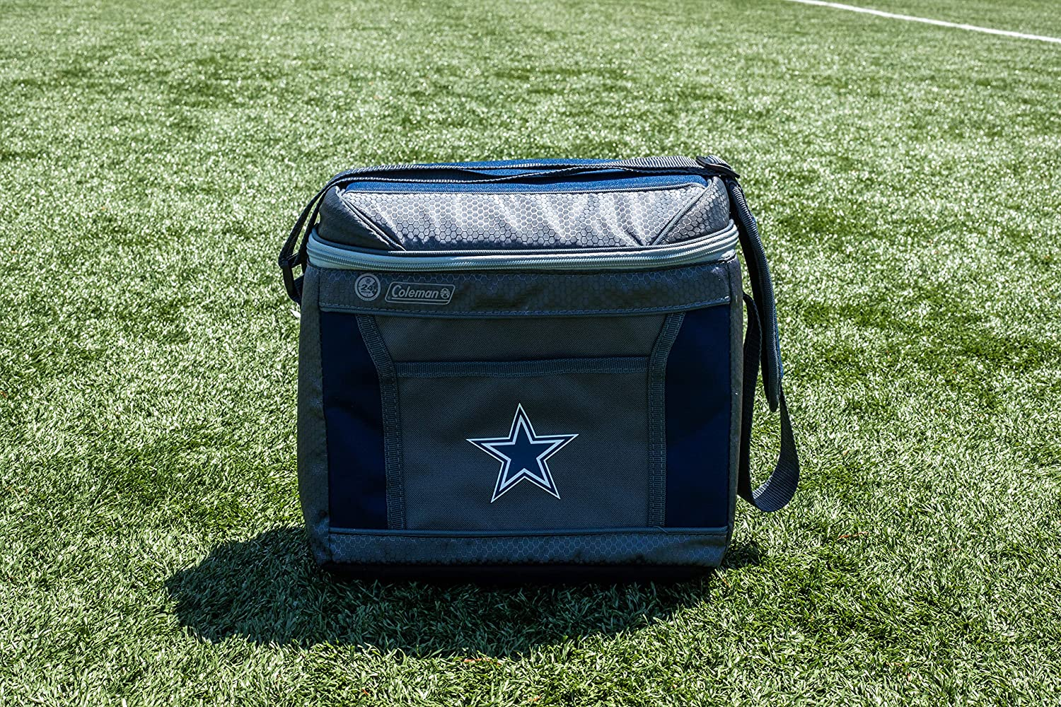 NFL Soft-Sided Insulated Cooler Bag ALL TEAM OPTIONS 16-Can Capacity